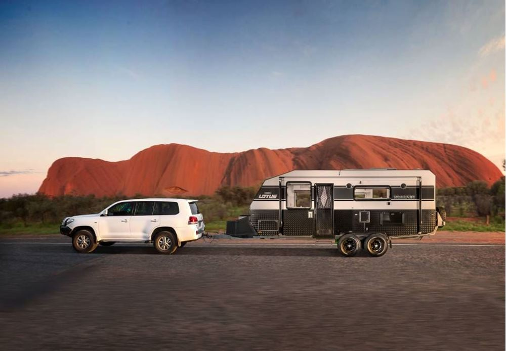 Caravanning and Camping is cool again